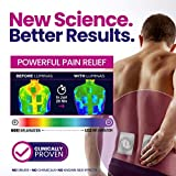 LUMINAS Pain Relief Patches, Fast Acting and Long Lasting, 24 Pack