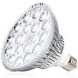 MILYN Lampe De Croissance, 54 W Ampoule pour Plantes Blanche Spectre...