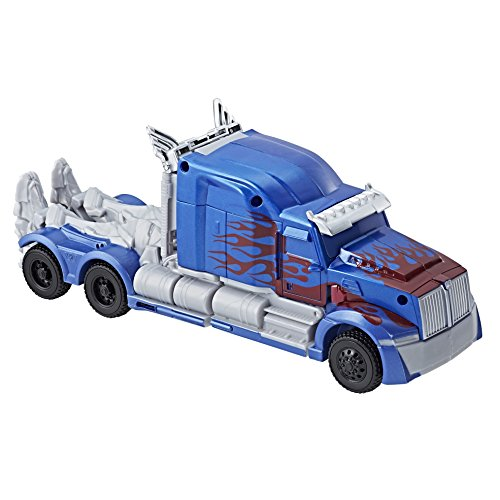 TRANSFORMERS: The Last Knight-Knight armour Turbo Changer Optimus Prime