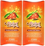 MiralandBerry Miracle Berry Fruit Tablets-10 each (Pack of 2), Turns Sour Foods to Sweet
