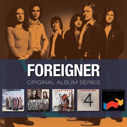 Original Album Series:4/Agent Provocateur/Double Vision/Foreigner/Head...