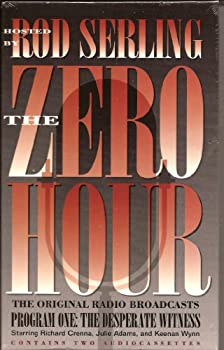 Zero Hour 1: The Desperate Witness 1565111397 Book Cover