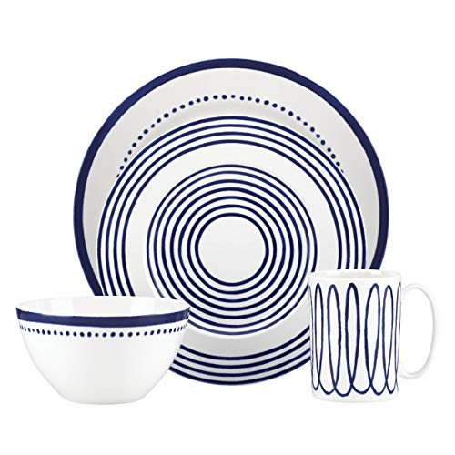 Kate Spade New York Charlotte Street West 4 Piece Place Setting
