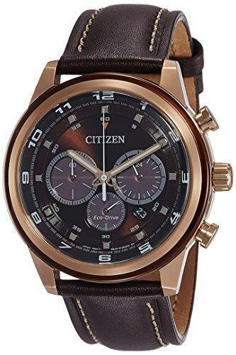 Citizen Metropolitan Crono CA4037-01W - Orologio da polso Uomo, 44 mm