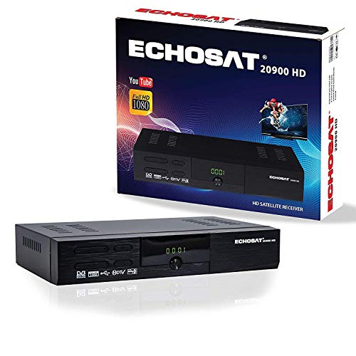 Humax HD Fox CI Sat-Receiver (MPEG 4u.2, HDMI-Ausgang) schwarz