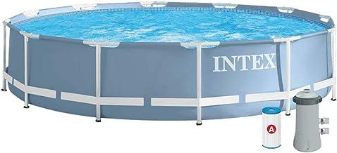 Intex - Piscina desmontable Intex & depuradora 366x76 cm - 6.503 l - 28712NP