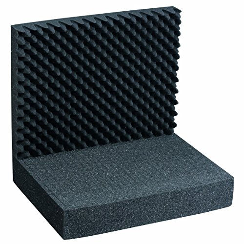 Allit 420930 AluPlus Foam 44/2, Schwarz