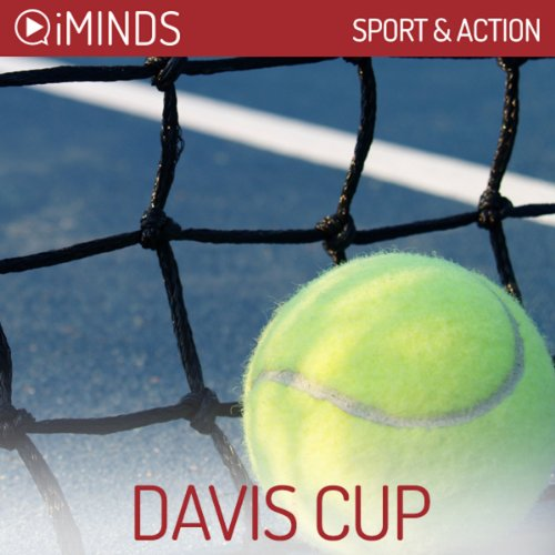 Davis Cup audiobook cover art