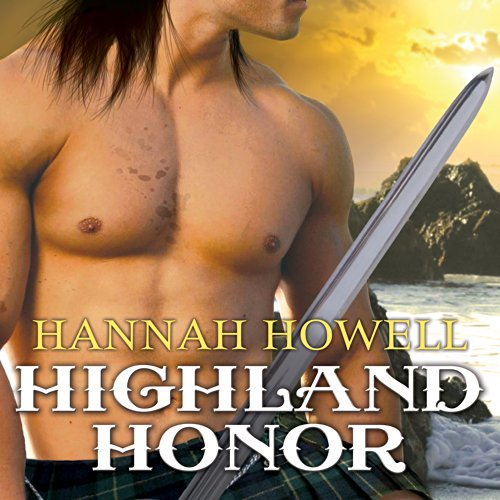 Highland Honor audiobook cover art