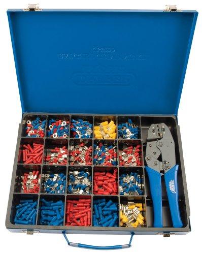 Draper Expert 56383 Kit de sertissage à cliquet