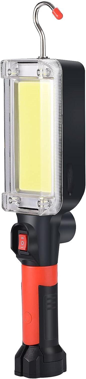 Shilipai Rechargeable 700-Lumen  40W Waterproof Led Work Light $14.49 Coupon