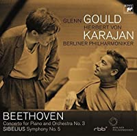 ベートーヴェン:ピアノ協奏曲第3番/シベリウス:交響曲第5番