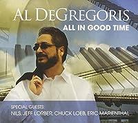 All in Good Time by Al Degregoris