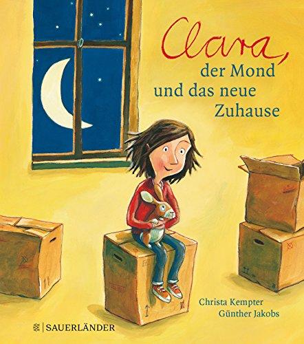 Clara, der Mond und das neue Zuhause Miniausgabe