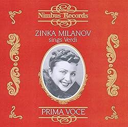 Prima Voce: Zinka Milanov / Various