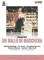 Un Ballo in Maschera - Salzburger Festspiele 1990 [DVD]