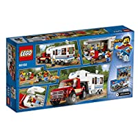 "LEGO UK 60182 ""Pickup & Caravan"" Building Block"