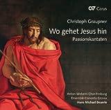Graupner: Wo gehet Jesus hin - Passionskantaten