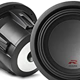 Alpine Type R 12 Inch 2250 Watt Max 4 Ohm Round Car Audio Subwoofer %7C R%2DW12D4