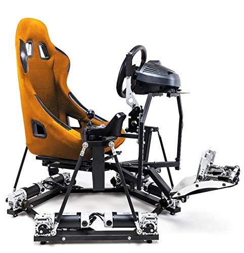 DOF Reality Motion Simulator Platform H6 (6 Movements Axis) Flight, Racing car Plane Cockpit