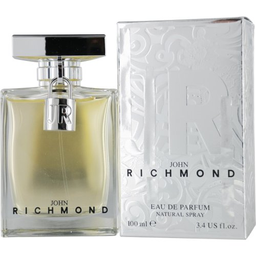 John Richmond Eau de Parfum Spray, 3.4 Ounce