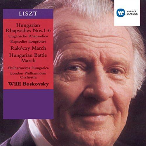 Willi Boskovsky/Philharmonia Hungarica/London Philharmonic Orchestra