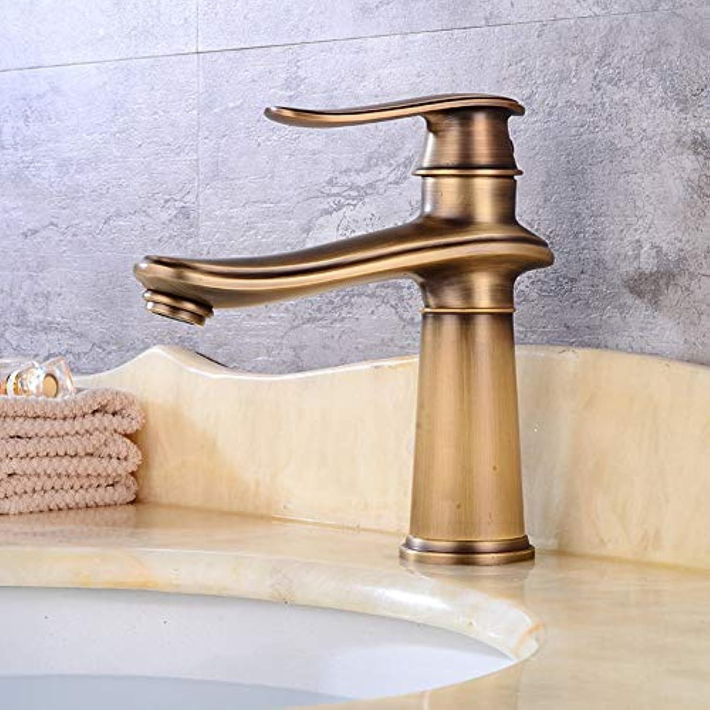 Wasserhahn Becken Badezimmer Europische Antike über Gegenbecken Unter Gegenbecken Waschraum Heien Und Kalten Wasserhahn 0102