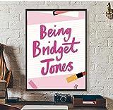 Als Bridget Jones Movie Official Cover Poster Schauspieler