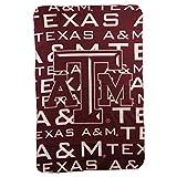 Northwest NCAA Collegiate Team Logo Fleece Throw Blanket 40' x 60' (Texas A&M Aggies)