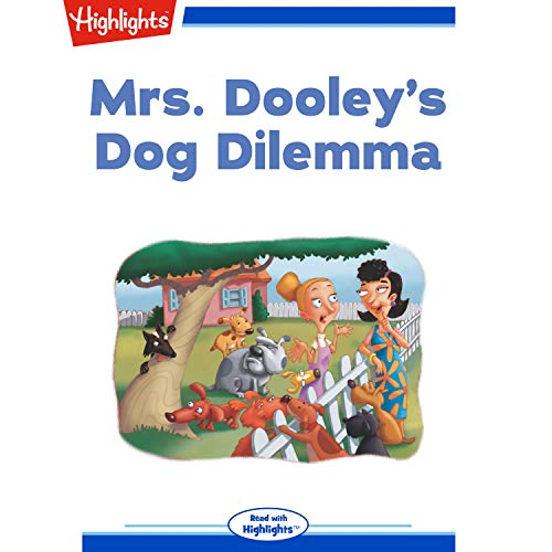 Mrs. Dooley's Dog Dilemma copertina