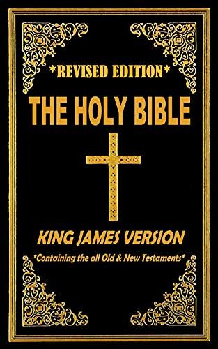 THE HOLY BIBLE: King James version (English Edition)