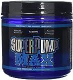 Gaspari Nutrition Super Pump Max Blue Raspberry Powder, 480 g