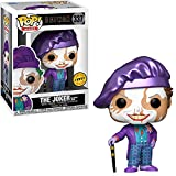 The Joke r [Batm an 1989] (Chase): Funk o Pop! Heroes Vinyl Figure Bundle with 1 Compatible