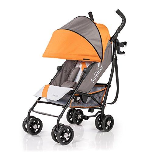 Summer Infant 3D One Convenience Stroller Solar