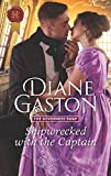 Shipwrecked with the Captain (The Governess Swap Book 2) (English Edition)