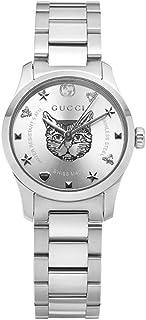Gucci - Reloj Gucci YA126595 Plata Acero 316 L Mujer