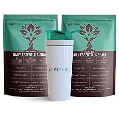 Daily Essentials Shake (2 Bags) with Shaker