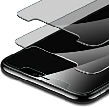 [2-Pack] ESR Privacy Screen Protector Compatible with iPhone 11 Pro/iPhone Xs, Screen Protector with Easy Installation Frame, Anti-Spy, Case-Friendly, for iPhone 11 Pro/XS/X