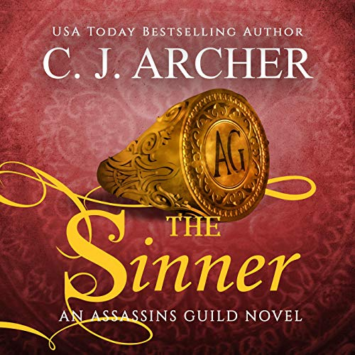 The Sinner Audiobook By C.J. Archer cover art