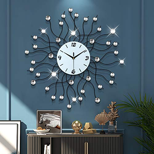 relojes de pared modernos para sala de la marca JUJUDA