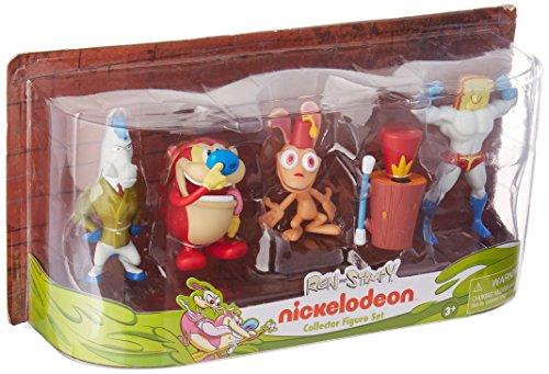 Nick 90's Just Play Ren & Stimpy Toy Figures
