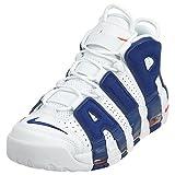 Nike Mens Air More Uptempo &Apos;96 White/Deep Royal Blue 921948 101 - Size 12