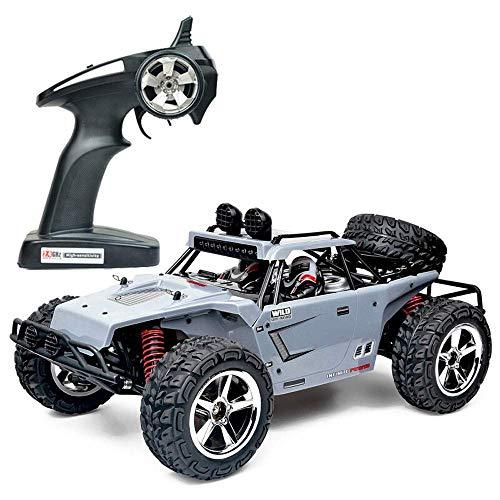 YIQIFEI Mini Coche RC de Alta Velocidad, Juguetes para niños, niñas, vehículos Ligeros para Pasatiempos, vehículos Todoterreno, 4WD, 2,4 GHz, Carreras eléctricas, Rem (Coche RC)