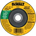 "Dewalt DW4528 4-1/2"" x 1/8"" x 7/8"" Concrete/Masonry Cutting Wheel"