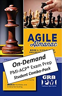 PMI-ACP On-Demand Exam Prep, Student Materials Combo-Pack