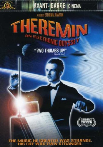 Theremin - An Electronic Odyssey...