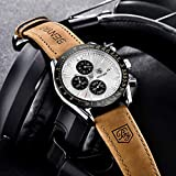 Zoom IMG-2 orologio cronografo da uomo by