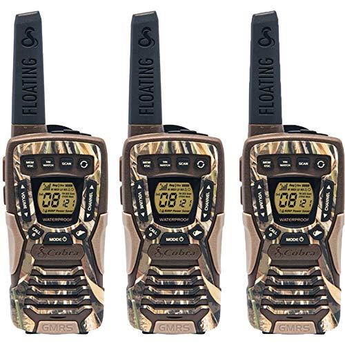 Cobra ACXT1035CAMO / ACXT1035CAMO 3P 37-Mile Two Way Radio/Walkie Talkies