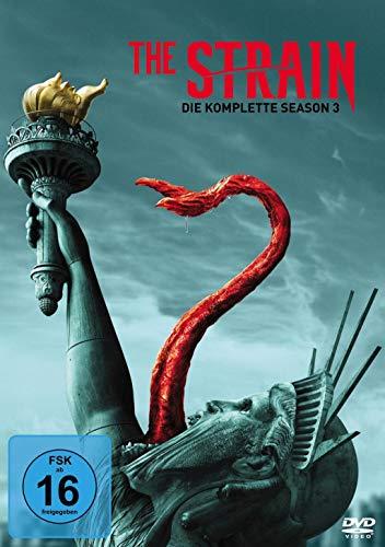 Produktbild von The Strain - Die komplette Season 3 [3 DVDs]