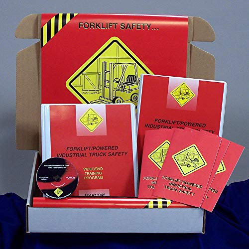 MARCOM Forklift/Powered Industrial Truck Safety Regulatory Compliance Kit
